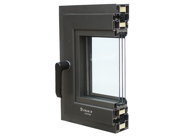 LX93黑晶石系列系統窗