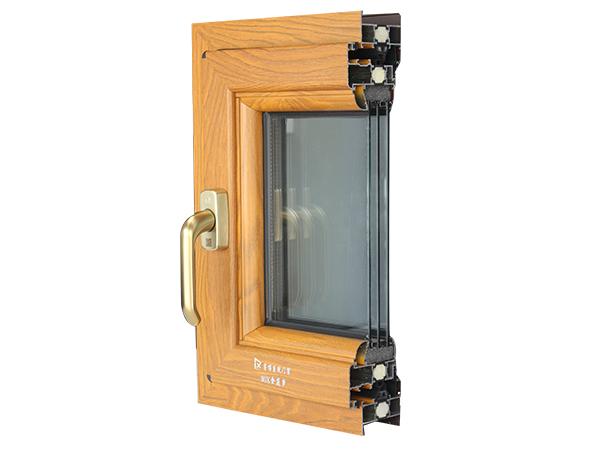 HG80X金菠蘿系列系統窗